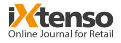Logo: iXtenso - Online Journal for Retail