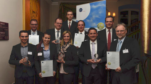 Foto: Die Gewinner des Lean and Green Awards