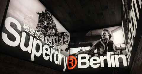 finest selection 8ded7 509fe SuperDry partner with Unibox on innovative Berlin store ...