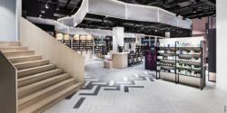 Foto: Store von Mußler Beauty by Notino; copyright: DITTEL ARCHITEKTEN GMBH