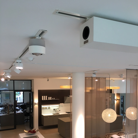 Exclusive The Best Bass Sound In Busbars Euroshop Ceiling Light No Wiring His Extreme Efficiency Ensures That Large Areas Are Supplied With Pleasant Low Frequencies Wifi Technology Is Necessary And Installation