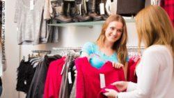 promo code dd799 d96af Mode online oder im Geschäft? So kaufen Deutsche ihre ...