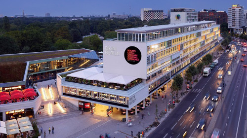 Foto: BIKINI BERLIN Concept Shopping Mall