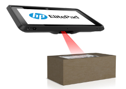 HP ElitePad Mobile POS Scanner © LODATA