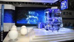 Bild: ZF Innovation Truck; copyright: KECK GmbH