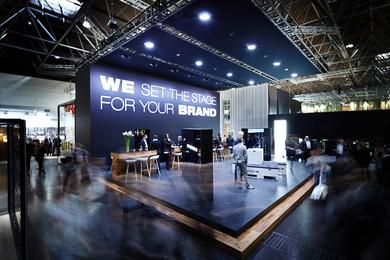 Expotechnik Group We Set The Stage For Your Brand Euroshop