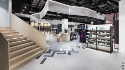 Foto: Mußler Beauty by Notino Store; copyright: DITTEL ARCHITEKTEN GMBH
