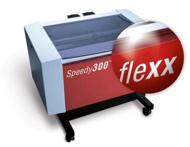 Der Speedy 300 flexx