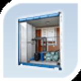 BlockEis-Fabriken im 40'-Container