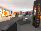 200205 BBU01 Orange Campus EG Foyer 01
