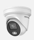 4MP ColorVu Fixed Turret Network Camera