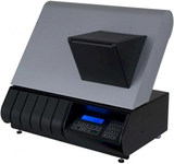 Pelican coin counter/sorter