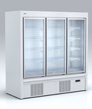 Vertical glass door cabinets- NORDICA