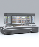 Top freezers- BERG