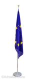 Flags CHROME-PLATED SET