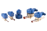 Solenoid Valves with Fast Lock Coils