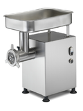 Stainless steel counter meat mincer for medium production levels