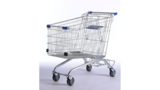 Trolleys for retail spaces