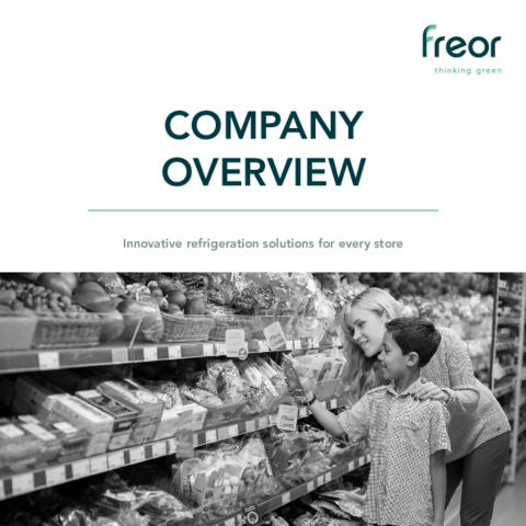 FREOR Company Overview [EN]
