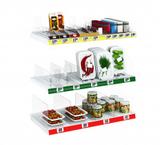 Shelf separators