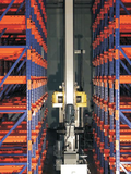 AUTOMATIC (AS-RS) HEAVY DUTY RACKING SYSTEMS