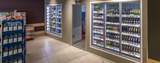 REMIS all-in-one solutions for cold storage rooms