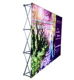 Straight Pop Up Displays