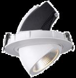 Einbaudownlight 35 Watt weiß