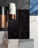 Marble look collection
