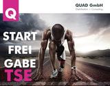 November 2019: Beginn (Vor-)Verkauf der TSE (Technischen Sicherheitseinrichtung) in Deutschland bei der QUAD GmbH