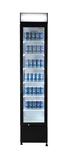 Narrow beverage refrigerator - GCDC130