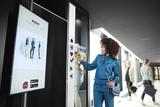 Interactive Shopping Window