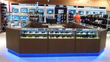 Checkout counters