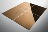 Tsteel Copper Gold Super Mirror