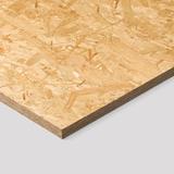 OSB boards square edge