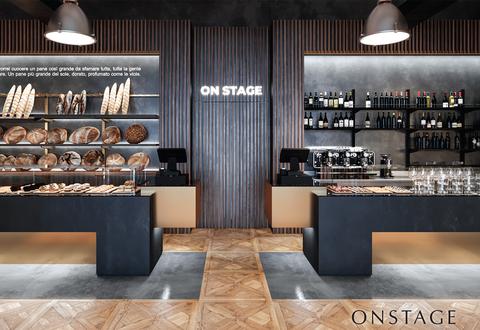 On Stage - bakery allure_Enjoy food scenery