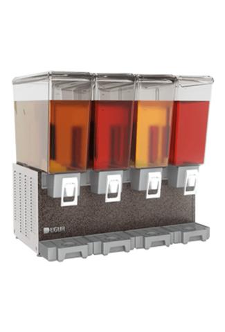 Beverage and Ayran Coolers