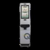Smart Q scale model kiosks