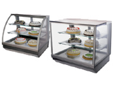 Refrigerated display case in ECO++ version