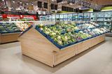 Inselmodel Obst und Gemüse