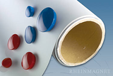 PERMAFER® ferrofoils as adhesive surfaces for magnets and magnetic foils