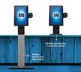 Elo Wallaby Self Service Stands
