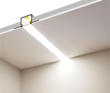 TOPMET LINEA IN20 TRIMLESS LED profiles