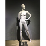 Gloss White Female full body