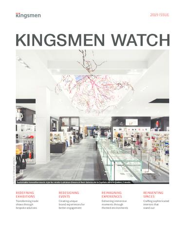 Kingsmen Watch 2019