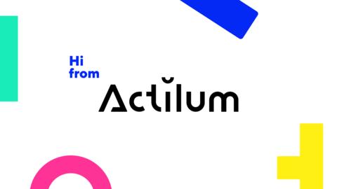 Hi from Actilum