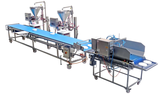 The Unifiller Cake Line
