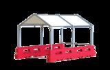 CartPark Covered Cart Corral