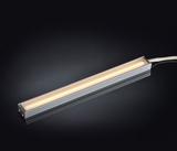 LED heated display case light