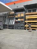 Palett storage racking